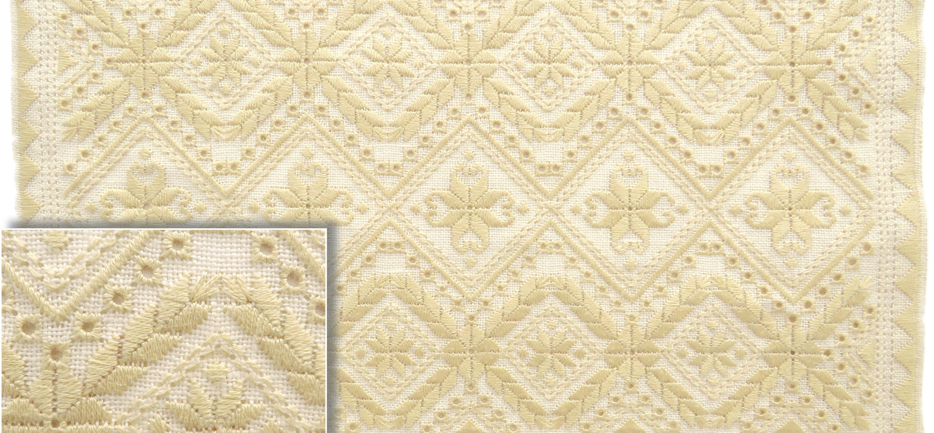 ELEGANT STITCHES by Olwyn Horwood, North Shore Guild.