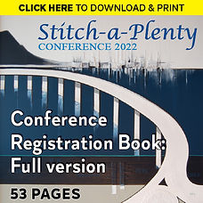 Conference 2022 full Registration Book