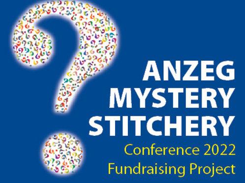 ANZEG Mystery Stitchery project