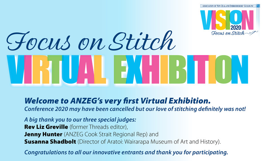 ANZEG Virtual Exhibition 2020