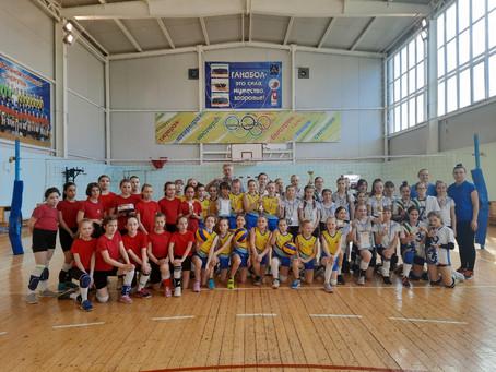 Открытый турнир по волейболу среди девушек, посвящённый 30-летию Спортивной школы