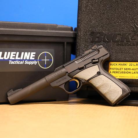 Browning Buck Mark 22 cal Pistol