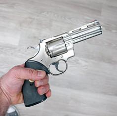 Colt Python 4in