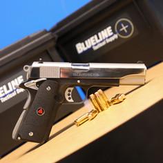 Colt Delta Elite 10mm Full-Size Pistol with Stainless Steel Finish