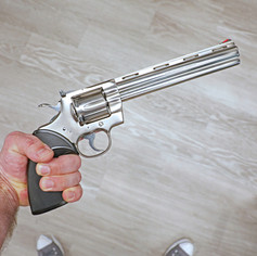 Colt Python 8in