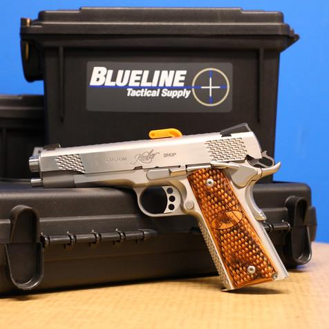 Kimber American Stainless Raptor II 45 cal ACP 1911 Pistol