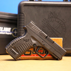 This Springfield Armory XD-s 9mm