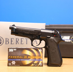 Beretta 92FS Italian 9mm