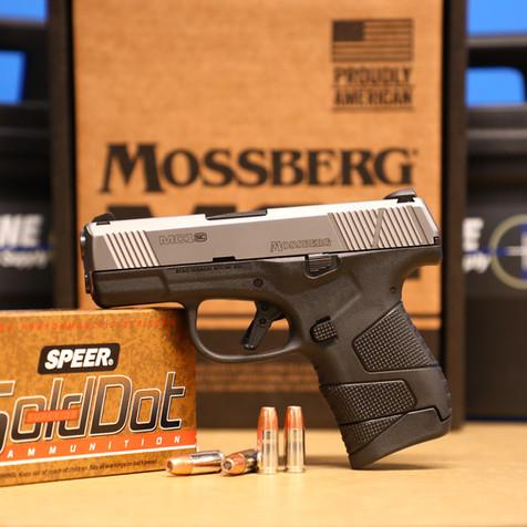 Mossberg MC sub-compact 9mm