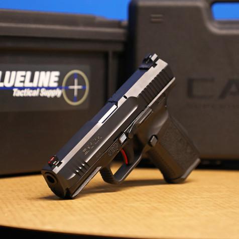 Canik TP9 pistol