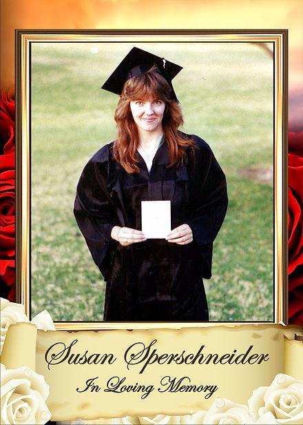 Susan Sperchneider Memorial Website and Tribute