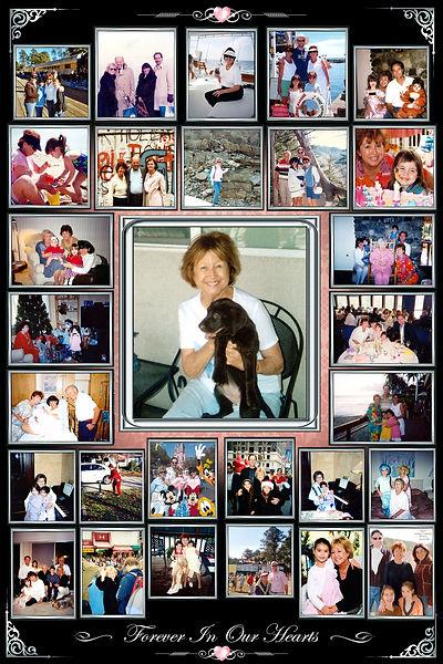 Pauline Karidakes Memorial Tribute