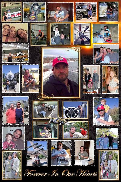 Christopher Brown Memorial Website
