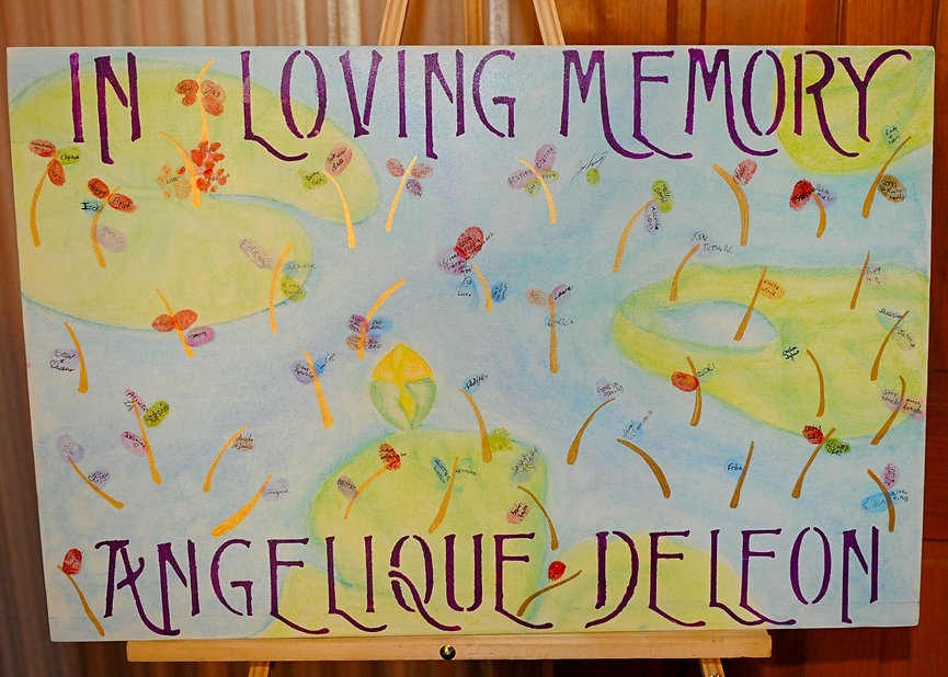 Angelique DeLeon Memorial Tribute