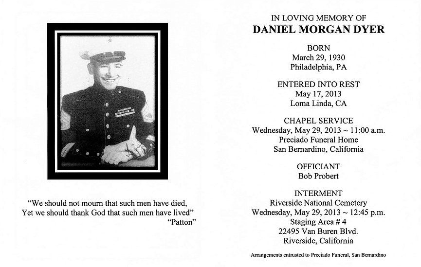 Daniel Morgan Dyer