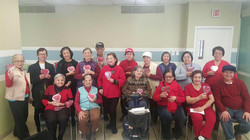 PACCAL's Healthy Heart Healthy Family Workshop at the HarborView Senior Center