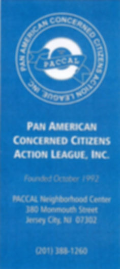 Brochure of Organization