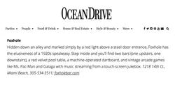 Ocean Drive