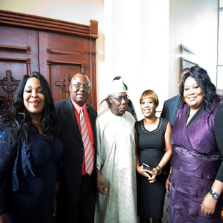 Fmr. Nigeria President