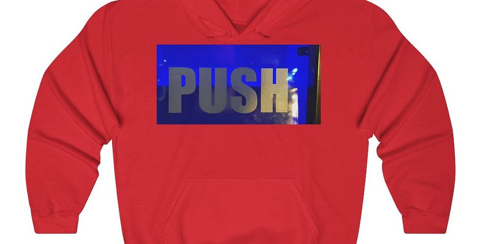 Push by Soulpal Heavy Blend™ Hooded Sweatshirt