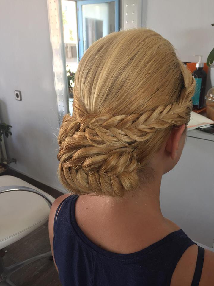 Hairshop Santorini