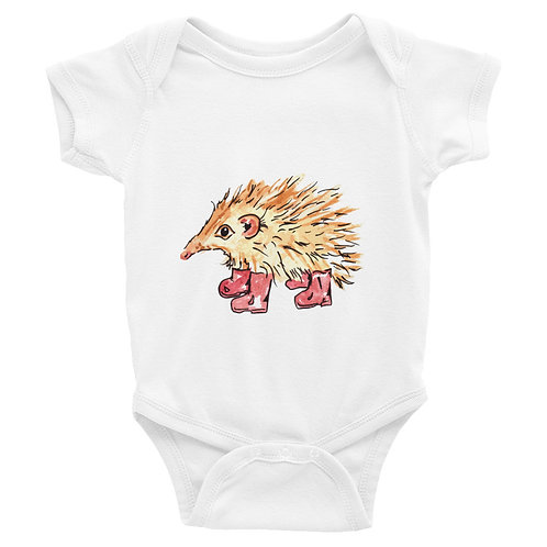 Hedgehog Infant Bodysuit