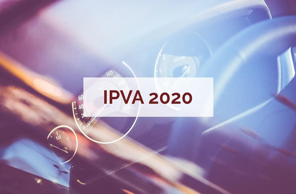 IPVA 2020 RJ