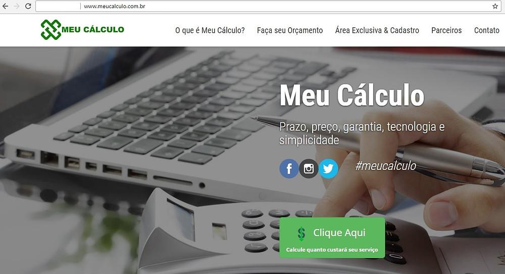 Advogado, conheça a Meu Cálculo Liquidações Trabalhistas! Apenas R$ 150,00 por cálculo trabalhista e GARANTIA INTEGRAL! www.meucalculo.com.br