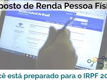 Eduardo Lemos lança página especial sobre IRPF 2019
