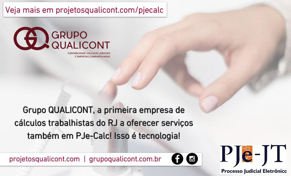 Pje_Calc Grupo QUALICONT