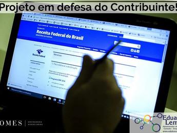 Eduardo Lemos fecha parceria com advogado tributarista Dr. George Gomes em prol da defesa de contrib
