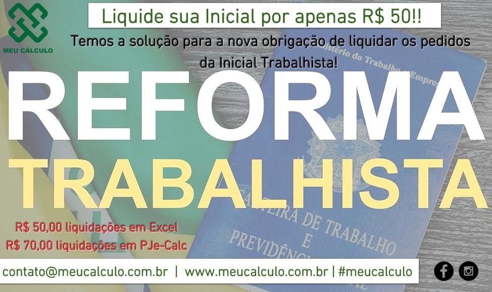 Clique na imagem e conheça a empresa MEU CÁLCULO e suas inovação ao segmento de Cálculos Trabalhistas!