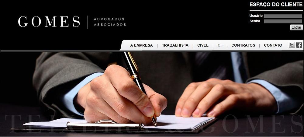 Conheça o escritório de advocacia Teixeira e Gomes Advogados. Escritório referência em ações cíveis e empresariais. Clique na imagem e saiba mais.