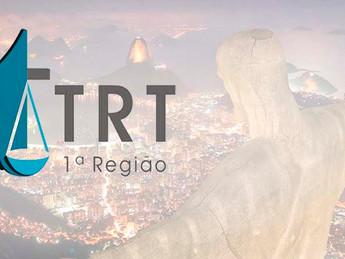 Portaria do TRT/RJ suspende prazos e notificações entre 30/10 e 15/11