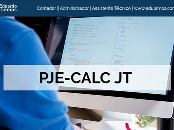 Curso presencial e prático de PJe-Calc no RJ
