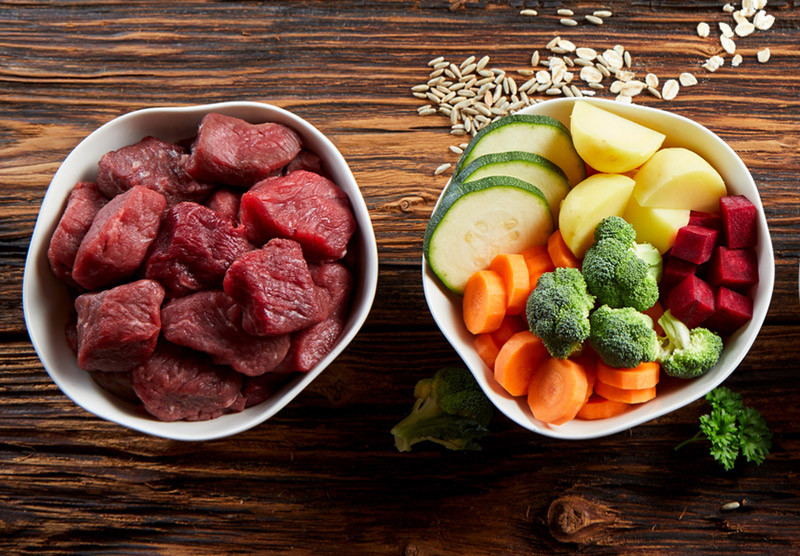 We understand why dry dog food exists, its inexpensive and very convenient! Kibble still plays a partial role in my dog's diet for these reasons, but I seek to follow these guidelines as well