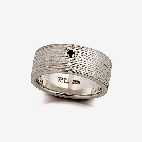 Australian Sapphire Men's Ring