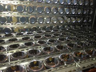 Металлизация фурнитуры