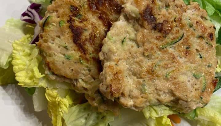 Chicken Avocado Burger Recipe - A Healthy Option
