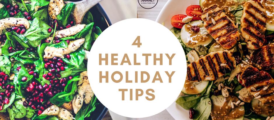 Holiday Healthy Tips