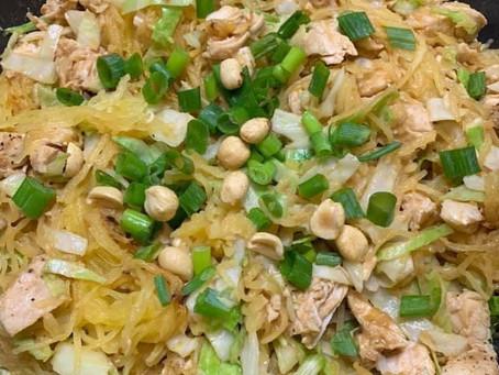Lean and Green Peanut Chicken Recipe