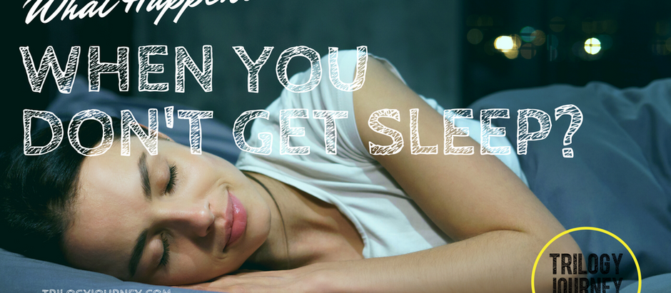 What Happens When You Don't Get Enough Sleep?