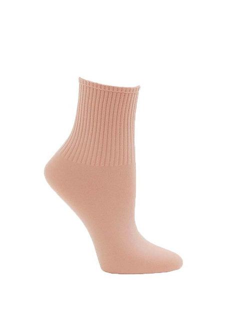 Capezio - BG022C Capezio Ribbed Dance Sock
