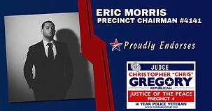 Endorsement - Morris - Precinct #4141.jp