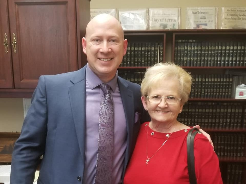 Judge Gregory and Virginia Moore. I am grateful for her friendship and support.