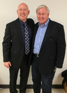 Judge Gregory and Wesley Ownby