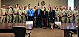 Tarrant County Police Officers Academy Cadets