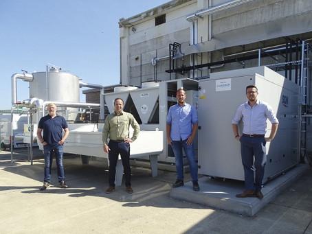 Konings Dranken future proof avec le propane et le CO2