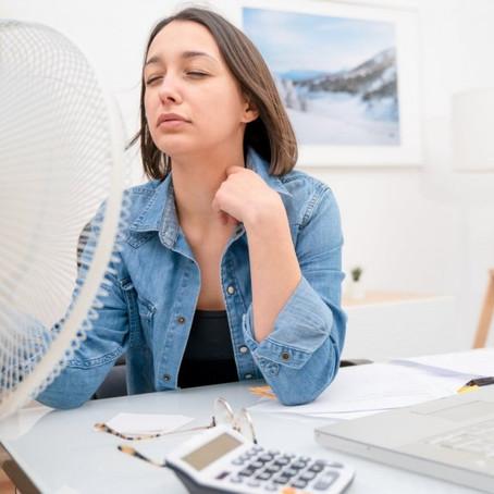 Trop chaud pour travailler ? Conseils pour garder votre bureau au frais.