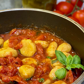 Salsa de tomates en 2'